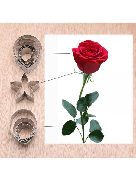 Каттер - Роза (11 шт)
