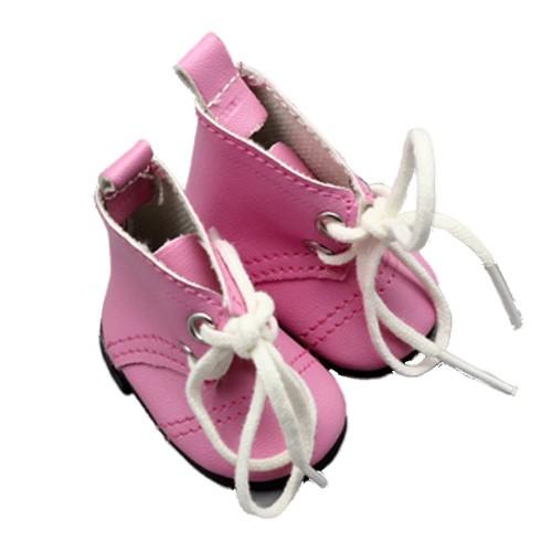 Ботиночки розовые, 5см