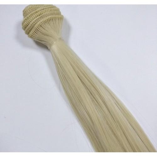Трессы-прямые (волосы для кукол) -25см