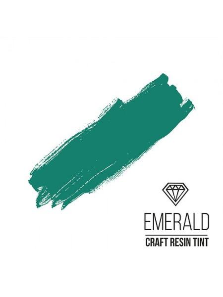 Краситель для смолы CraftResinTint-Изумрудный,10 мм