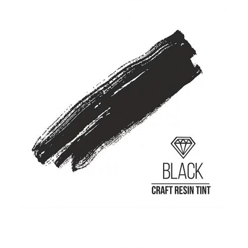 Краситель для смолы CraftResinTint-Чёрный,10 мм