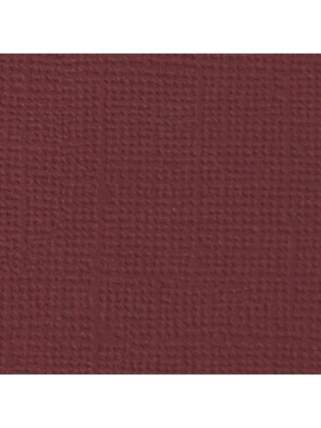 Бумага текстурированная-PST-Бургундское вино (бордовый),30,5*30,5 см,цена за 1 лист