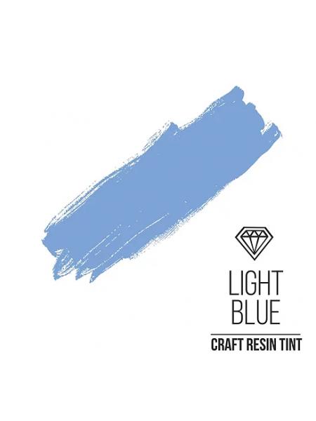 Краситель для смолы CraftResinTint-Светло-голубой,10 мм