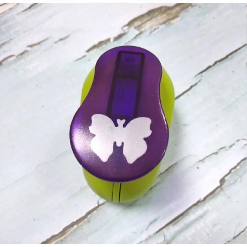 "Дырокол фигурный  ""Mr.Painter"" 2,5 см -бабочка"