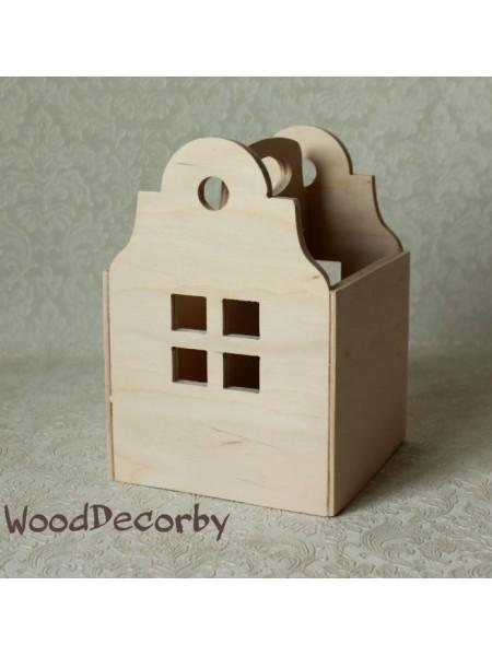 Заготовка - Короб -домик