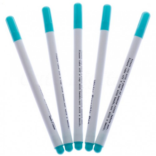 Маркер смываемый водой,цвет синий. Цена за 1 шт
