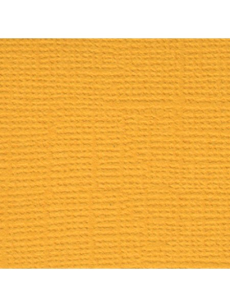 Бумага текстурированная-PST-Золотая осень (жёлто-оранжевый),30,5*30,5 см,цена за 1 лист