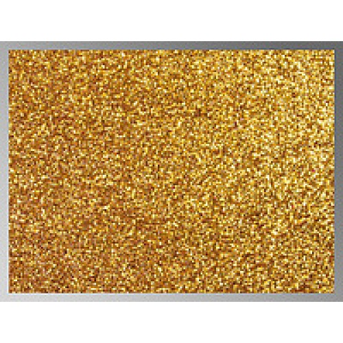 Картон с глиттером,20*30см,цв- золото,цена за 1 лист