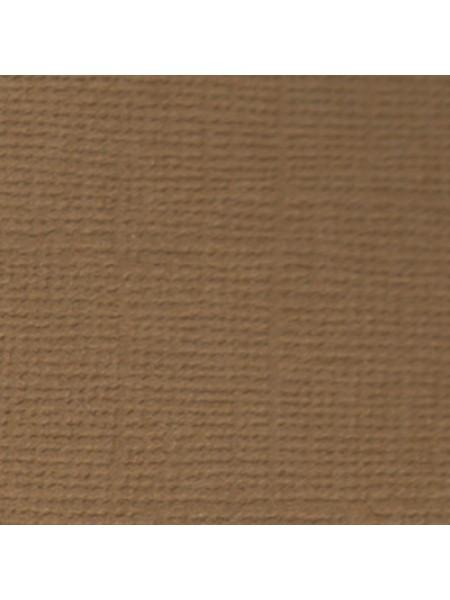 Бумага текстурированная-PST-Кофе с молоком (коричневый),30,5*30,5 см,цена за 1 лист