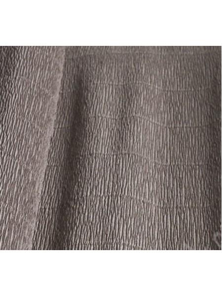 Бумага гофрированная-CARTOTECNICA ROSSI, цв коричнево-серый   №614