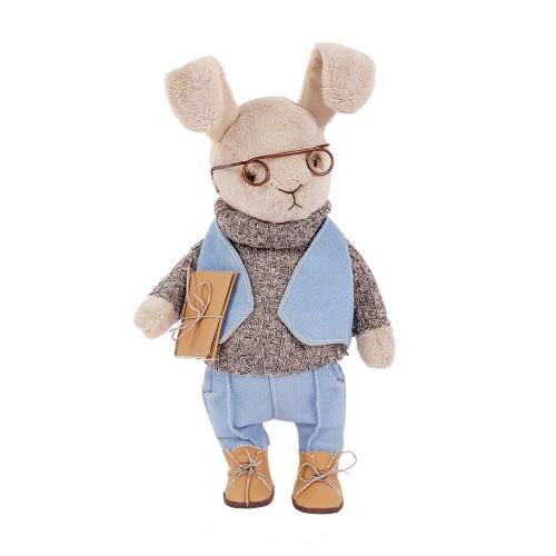 """Набор для изготовления текстильной игрушки  """"Аркадий Разумовский""""-21 см"""