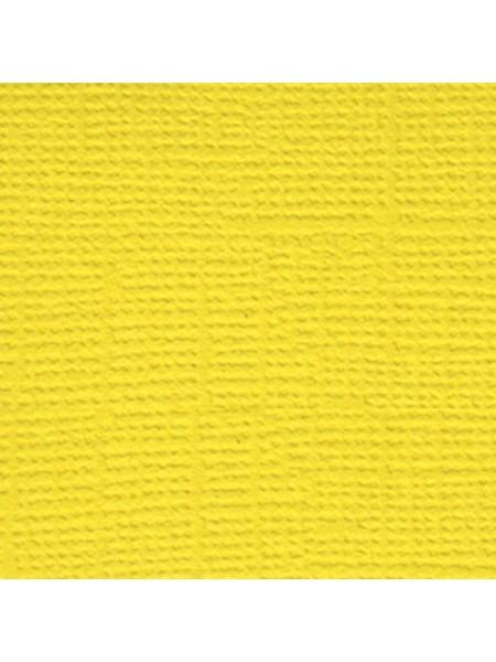 Бумага текстурированная-PST-Весенний одуванчик (жёлтый),30,5*30,5 см,цена за 1 лист