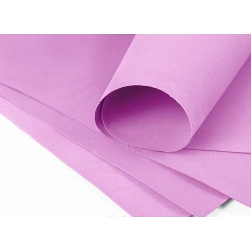 Зефирный фоамиран.сиренево-розовый, 25*25 см