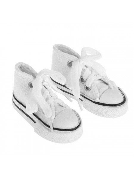 Кеды белые,7,5см,цена за пару,см описание,РАСПРОДАЖА!!!