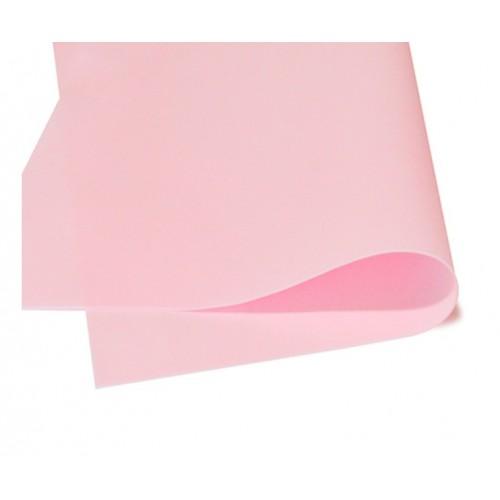 Зефирный фоамиран.розовый, 50*50 см