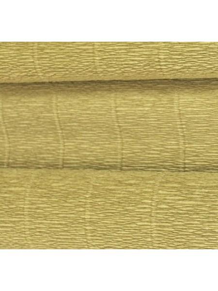 Бумага гофрированная-CARTOTECNICA ROSSI, цв хаки  №611