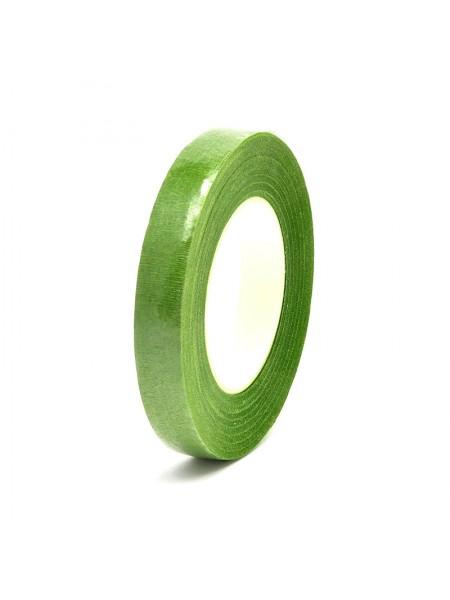 Тейп-лента,цв зелёный,13мм