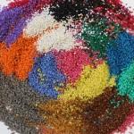Цветные минералы ,топпинги