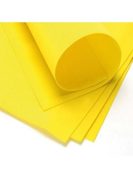 Фом Эва Фоамиран , цвет №05-жёлтый
