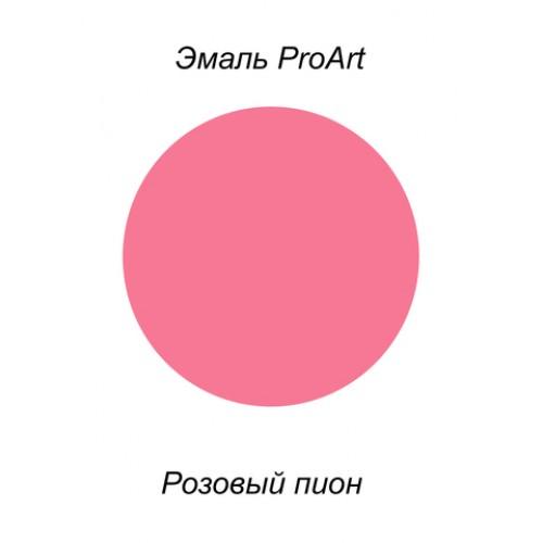 Эмаль,Розовый пион, 40мл., ProArt, Италия