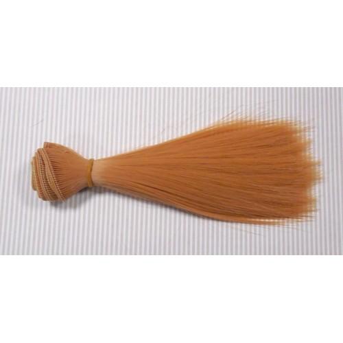 Трессы-прямые (волосы для кукол) , 25см