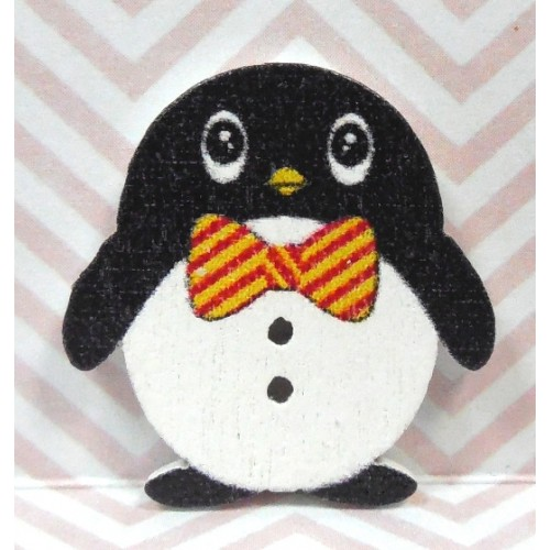 "Пуговицы ""Пингвин""№6,цена за 1 шт"