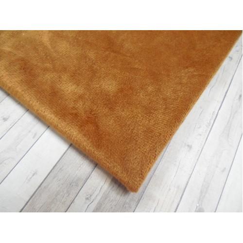 Велюр(плюш),коричнево-рыжий,50*50 см