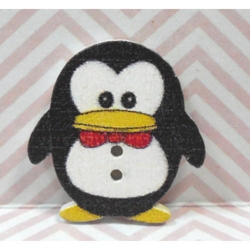"Пуговицы ""Пингвин""№2,цена за 1 шт"