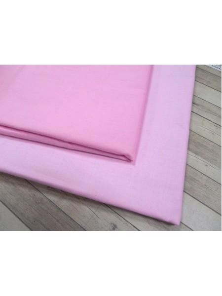 Мерный лоскут(хлопок)-цв-розовый,50*50 см.цена за отрез
