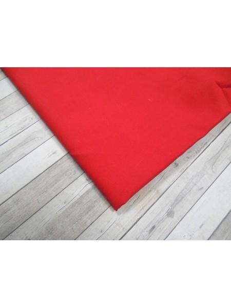 Мерный лоскут(хлопок)-цв-красный,50*50 см.цена за отрез