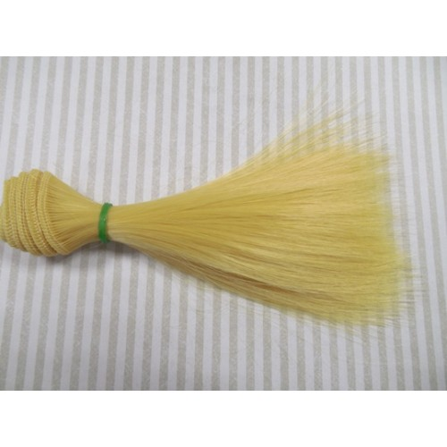 Трессы-прямые (волосы для кукол) ,15см,015-15