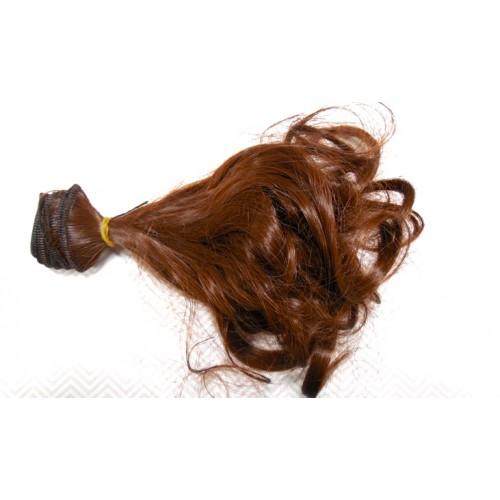Трессы-кудри (волосы для кукол) ,15 см