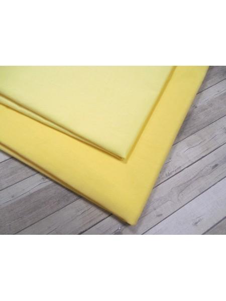 Мерный лоскут(хлопок)-цв-жёлтый,50*50 см.цена за отрез