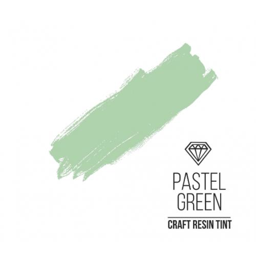 Краситель для смолы CraftResinTint-Пастельный зеленый,10 мм