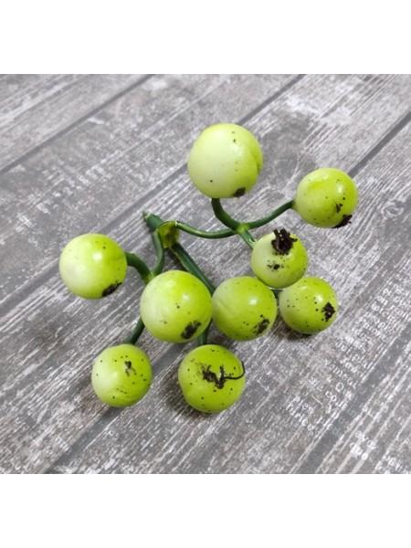 Ягодки зелёные, цена за гроздь