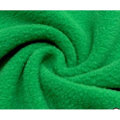 Флис зелёный, 50*50см