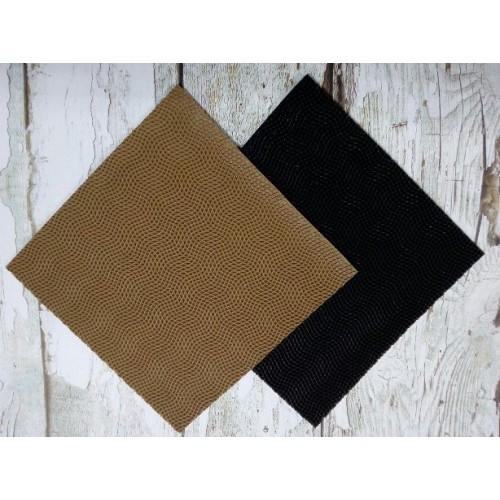 Резина для подошвы,12*12см. цв-черный. цена за 1 шт