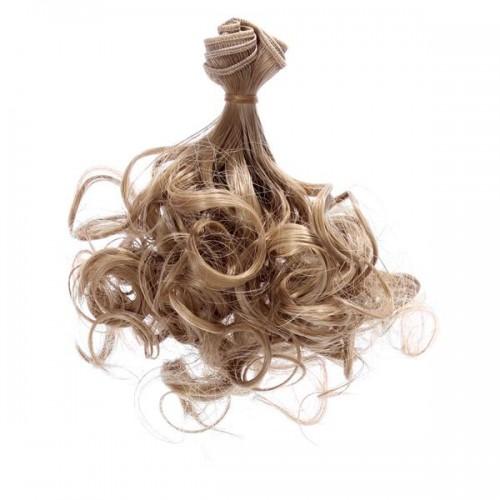 Трессы-кудри (волосы для кукол) -25см,025-10