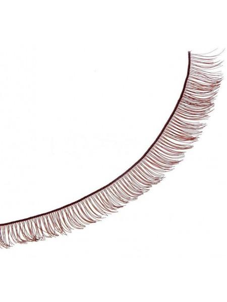 Реснички для кукол,коричневые,0.8см