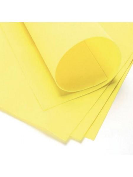 Фом Эва Фоамиран , цвет №04-жёлто-лимонный