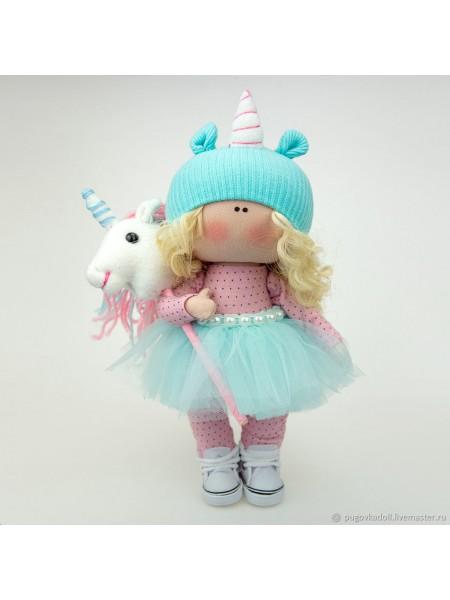"""Набор для шитья """"Кукла Сабрина"""""""