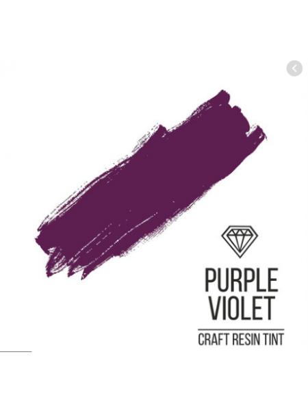 Краситель для смолы CraftResinTint-пурпурно-фиолетовый,10 мм