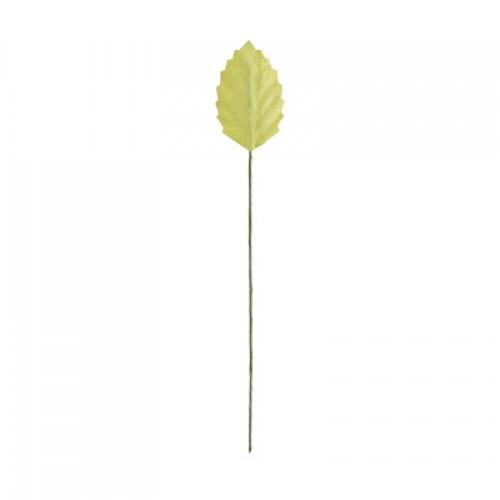 Лист светло-зелёный -30мм,цена за 12шт